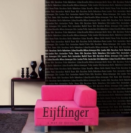 Eijffinger Wallpower Next City Hopper 393018