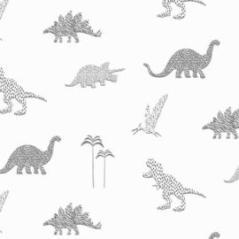 BN Doodleedo behang Dinozoo 220783