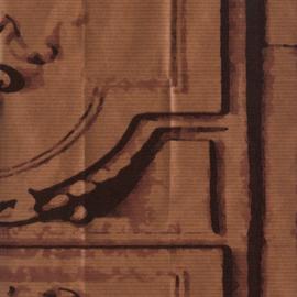 Élitis Pleats behang La Belle et la Bête TP 18404