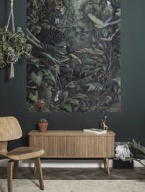 KEK Amsterdam Flora & Fauna behangpaneel Tropical Landscapes PA-003