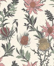 Cole & Son Botanical behang Thistle 115/14043