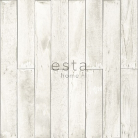 Esta Home Denim & Co. wood white 137742