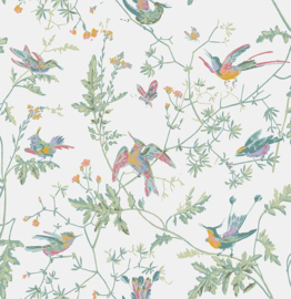 Cole & Son Icons behang Hummingbirds 112/4016