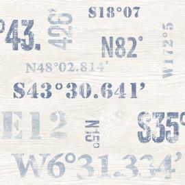 Noordwand Deauville 2 Cijfers behang G23331
