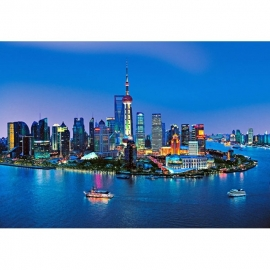 Idealdecor Shanghai Skyline 135
