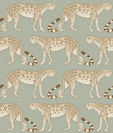 Cole & Son Ardmore Collection behang Leopard Walk 109/2009