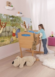 Disney Fotobehang Winnie the Pooh  Lesson One 1-412