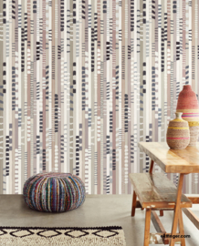 Eijffinger Stripes+ Wallpower 377214 Natural