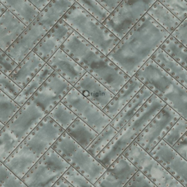 Origin Matières-Metal behang 337242