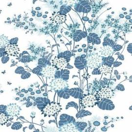 York Wallcoverings Florence Broadhurst behang Chinese Floral FB1408