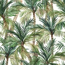 Dutch Eden behang Palm M37904