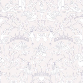 York Wallcoverings A Perfect World behang KI 0501 Ballet Toile