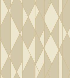 Cole & Son Geometric II behang Oblique 105/11047