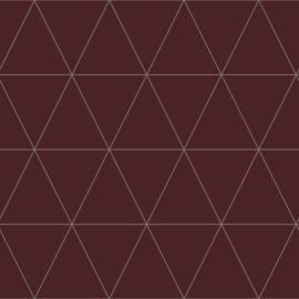 Origin City Chic behang Grafische Driehoeken 347718