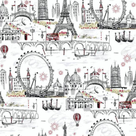 York Wallcoverings A Perfect World behang BL 0436 Novelty Euro Scenic