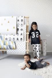 Esta Home Little Bandits Polka Dot behang 138937