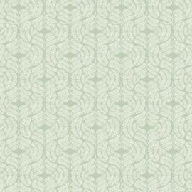 York Wallcoverings Handpainted Traditionals behang Fern Tile TL1943