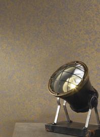 York Wallcoverings Industrial Interiors II behang Mercury Glass RRD7473N