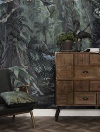KEK Amsterdam Flora & Fauna behang Tropical Landscapes WP-601