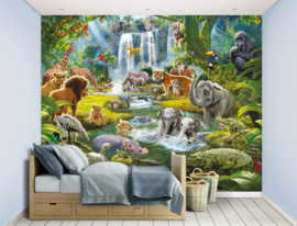 Walltastic 3D Jungle Adventure