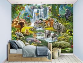 Walltastic 3D Jungle Adventure