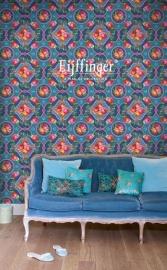 Eijffinger Pip Studio II Wallpower Singing Roses blue 313112