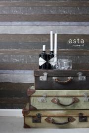 Esta Home Vintage Rules! behang 138254