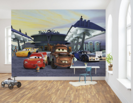 Disney/Pixar Fotobehang Cars3 Station 8-4101