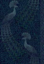 Cole & Son The Pearwood Collection behang Pavo Parade 116/8028
