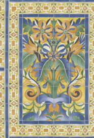 Cole & Son Seville behang Triana 117/5015