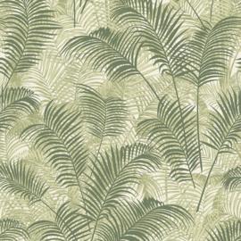 Hookedonwalls Blooming behang Allover Leaf BL22763