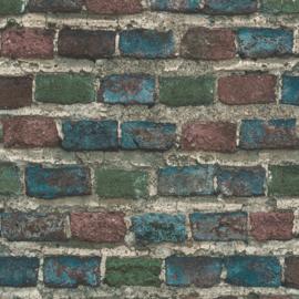 Rasch Factory IV behang Steen 428070