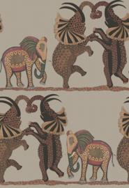 Cole & Son Ardmore Collection behang Safari Dance 109/8038