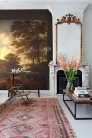 Esta Home Blush PhotowallXL Wooded Landscape 158883