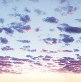Eijffinger Wallpower Junior 364165 Sunset Sky