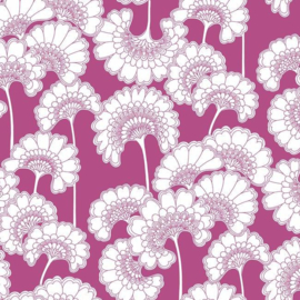 York Wallcoverings Florence Broadhurst behang Japanese Floral FB1467