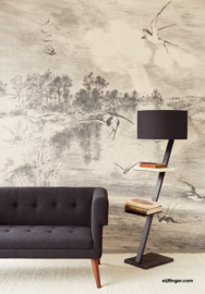 Eijffinger Geonature Wallpower 366101 Hirundo Cream