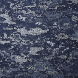 Arthouse Patina Navy/Silver behang 297602