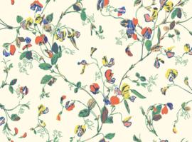 Cole & Son Botanical behang Sweat Pea 115/11032