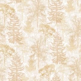 Noordwand Evergreen behang Bomen 7312