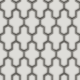 Dutch Wall Fabric behang Geometric WF121024