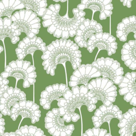York Wallcoverings Florence Broadhurst behang Japanese Floral FB1466