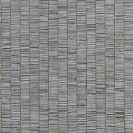 Hookedonwalls Lemuria behang Unito Ribbon Grass 60652