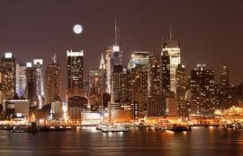Dutch DigiWalls City Love Fotobehang New York CL08A