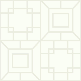 York Wallcoverings Ashford Whites behang SW7486 Theorem