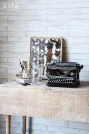 Esta Home Denim & Co. wood white 137742