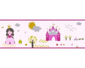 AS Creation Little Stars Prinses behangrand 35853-1