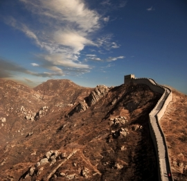 No Limits Fotobehang Great wall 30403