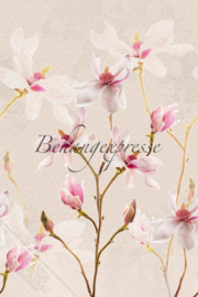 Behangexpresse COLORchoc Wallprint Magnolia INK 6065