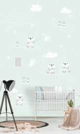 Behangexpresse Kay & Liv Wallprint Arctic INK 7038